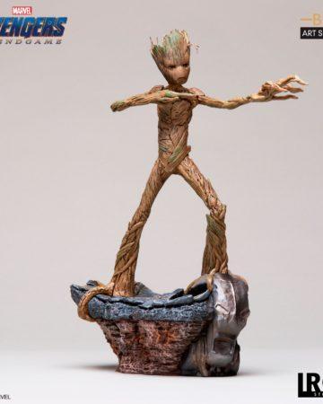 Iron Studio Groot BDS Art Scale 1/10 - Avengers: Endgame