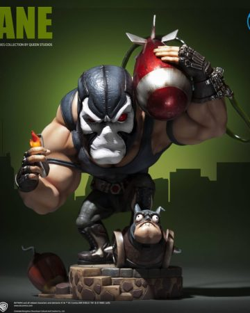 Queen Studio SD Cartoon Bane