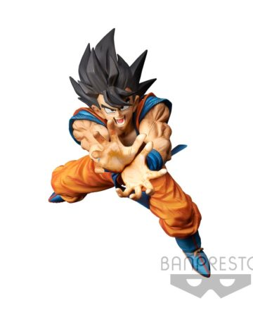 DRAGON BALL Z SON GOKU KA-ME-HA-ME-HA FIGURE