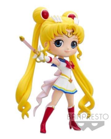 Sailor Moon Eternal Q Posket Super Sailor Moon (Kaleidoscope Ver.)