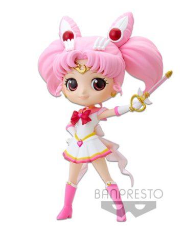 Sailor Moon Eternal Q Posket Super Sailor Chibi Moon (Kaleidoscope Ver.)