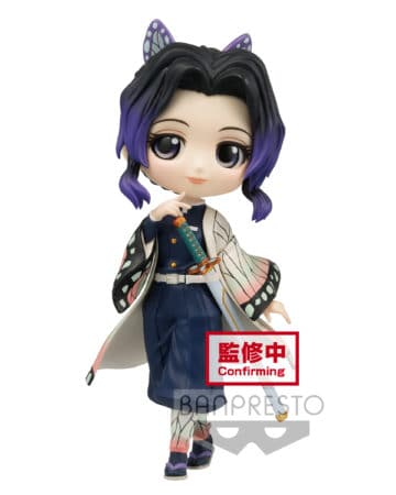 Demon Slayer: Kimetsu no Yaiba Q Posket Shinobu Kocho (Ver.A)