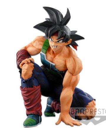 Dragon Ball Super World Figure Colosseum 3 Super Master Stars Piece Bardock (Brush Ver.)