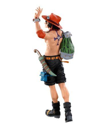One Piece World Figure Colosseum 3 Super Master Stars Portgas D. Ace (Original Ver.)